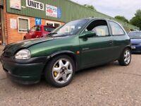 Vauxhall Corsa sport b204