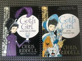 Goth Girl Books (set of 2)