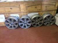 BMW 1 Series E87 alloy wheels 5x120 drift track winter