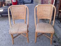garden or conservatory chairs