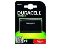 Duracell DR9943 Analog Canon LP-E6 Battery for EOS 60D 70D