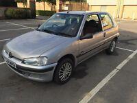 Peugeot 106 1.1 zest2