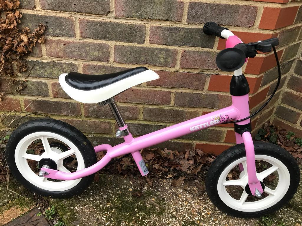 "Kettler ""Speedy"" Balance Bike"