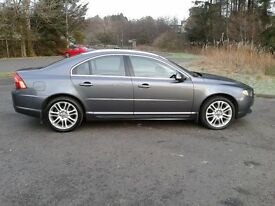 2007 Volvo S80 SE Sport D5, FSH, MOT Nov 2017, 66000 miles & 1 private owner, like BMW or Mercedes