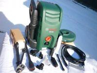 Pressure Washer New Bosch AQT 3400 +