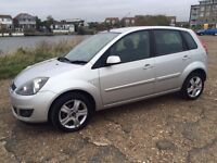 Ford Fiesta 1.2 Zetec - ONLY 32,500 miles with FULL Ford service history