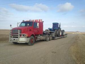 Farm equiment hauling and towing,grain bin moving Regina Regina Area image 3