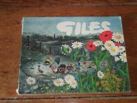 Giles Daily Express Comic Cartoon Annual Twenty fifth Series 1970