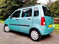 Special Car, FSH. 1 Owner, 1 YR MOT, 7200 Miles P A, Drives As New, AA Or RAC Inspection Welcome.