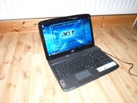 ACER 5535 LAPTOP win 7