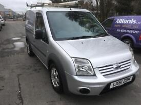 2011 '61' Ford Transit Connect T220 TDCi 110PS Limited, low Roof PANEL VAN