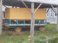wagon choppage, ratelier, voiture