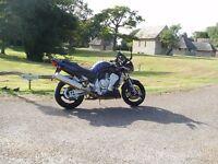 Yamaha Fazer 1000-EXUP 2003 R1 engine Metalic blue