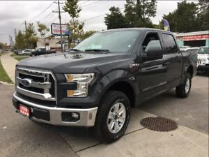 2017 Ford F-150 XLT V8 4X4 LOW KM'S