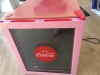 Husky Coca Cola mini fridge