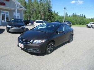 2014 Honda Civic EX SUNROOF, HEATED SEATS!