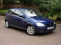 EXCELLENT VALUE!!! 2004 VAUXHALL CORSA 1.2i 16V SXI 3DR, 1 YEAR MOT, WARRANTY