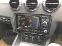 Audi TT RNS-E Sat Nav and AMI Unit