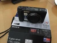 Sony cyber shot DSC-HX9V camera