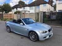 BMW M3 4L V8. Registered late 2009 facelift model, fully loaded with full service history