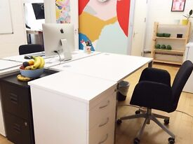 Creative Dedicated Desk Space | Deskshare | Shared Office Available in Stokes Croft!