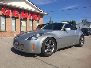 2003 Nissan 350Z Heated Leather Bluetooth Automatic