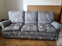 Free 3 seater sofa collection only