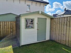 8Ft x 8Ft Garden shed