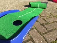 Golf Putting Mat