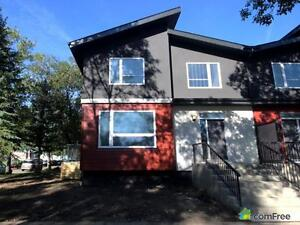 $550,000 - Price Taxes Not Included - Semi-detached in Ritchie
