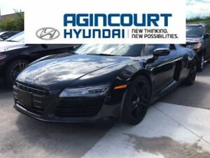 2014 Audi R8 V8, CLEAN CARPROOF, FLAWLESS!!