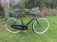 Vintage Raleigh Superbe Gents Bicycle