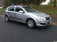 Vauxhall Astra 1.7 Cdti for sale great condition 2008 model silver colour