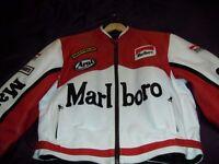 marlboro racing jacket large +