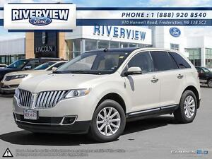 2015 Lincoln MKX 0.9% Financing!!! Free 6yr/160,000km Warranty!!