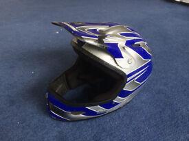 661 Full Face Helmet 56-58cm
