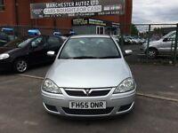 Vauxhall Corsa 1.4 i 16v Design 5dr (a/c),AUTOMATIC, 2 FORMER KEEPER,2 KEYS,
