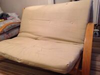 Double Futon For Sale ( PRICE REDUCED ) Grab a bargain!!!!