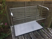 DISH DRAINER - as good as new