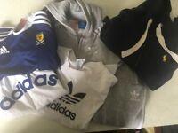 Adidas Boys clothes bundle 7-8
