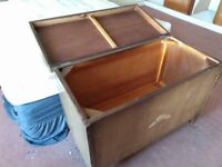 Blanket Box perfect for upcycling