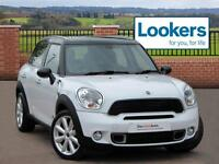 MINI Countryman COOPER S ALL4 (white) 2014-09-30