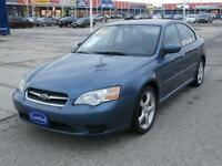 2006 SUBARU LEGACY,CERTIFY,E-TEST 3 YEARS P-T WARRANTY AVAILABLE