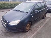 2007 FORD FOCUS C MAX 1.6..LOW MILEAGE 44000..