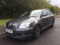 Toyota Avensis 1.8 VVT-i T4 5dr SPECIAL EDITION GRAPHITE