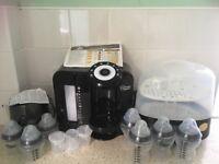 Prep machine & Steriliser bundle