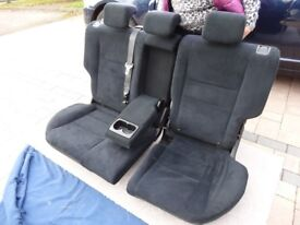 Front passenger and full rear seats for Honda Civic 2007