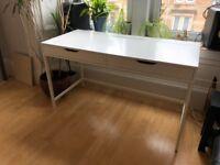 IKEA ALEX Desk in white