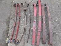 i have some used leaf springs for a SJ (see pictures)