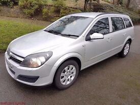 VAUXHALL ASTRA 1.7 CDTI ESTATE ~ FULL SERVICE HISTORY